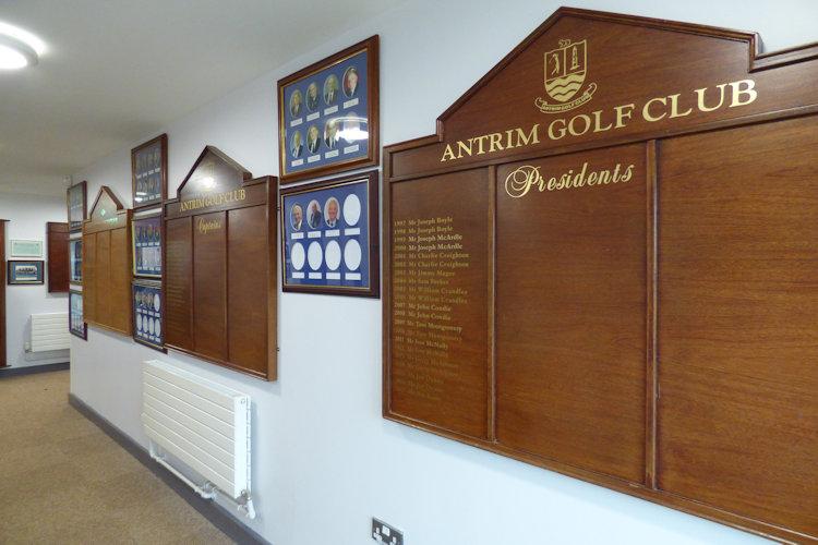 Antrim Golf Club – Established 1997