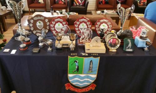Junior Prize Winners 2017